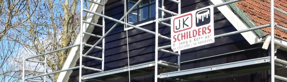 Welkom bij JK-Schilders